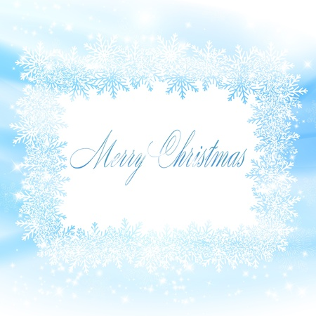 Christmas greeting card.  illustration Vector