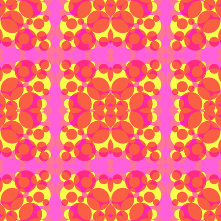 acid colors: Retro  seamless pattern. Abstract background. Vivid colors.