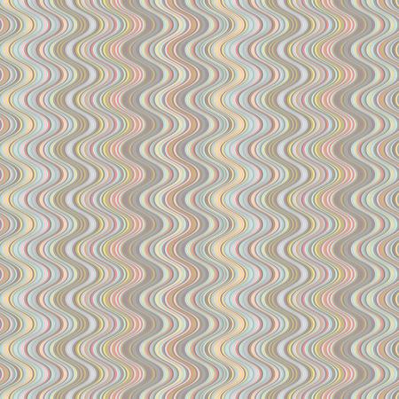 waves pattern: Vector seamless waves pattern