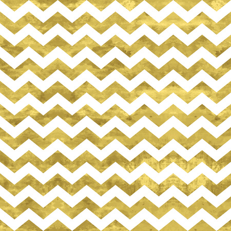 White and gold  pattern Vector