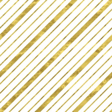 Blanco y oro patrón. Fondo moderno abstracto y geométrico. Telón de fondo vector illustration.Shiny. La textura de la hoja de oro. Papel pintado clásico con rayas. Foto de archivo - 40692785