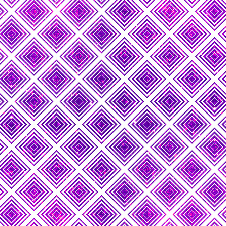 White and purple glitter pattern. Abstract geometric modern background. Vector illustration.Shiny backdrop. Texture of sparkle foil. Иллюстрация