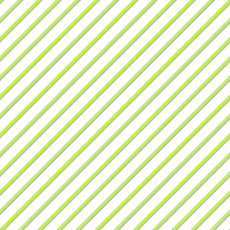 green lines: Simple abstract geometric seamless pattern with green stripes. Vector illustration. Modern classic design. Bright lines with shadow.