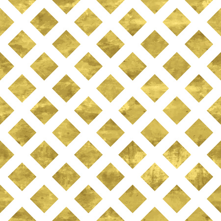endlos: Gold and white seamless pattern. Bright classic  background.  illustration. Shiny cover. Texture of gold foil. Festive banner.