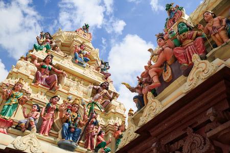 mariamman: Sri Raja Mariamman Temples deities