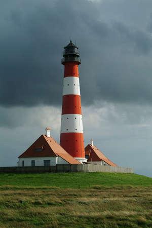 westerheversand: Lighthouse