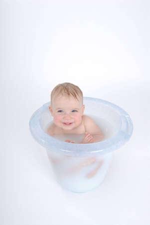 Bathing photo