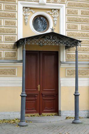 Luxury entrance Stock Photo - 5850953