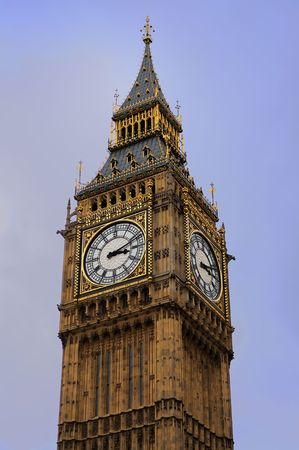 Big Ben, symbol of London