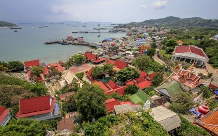 chang: Koh Sri Chang, Thailand Editorial