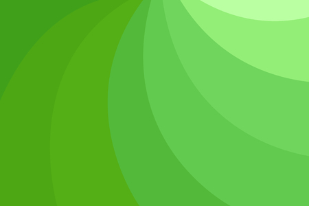 Bright summer background in green colours. Colorful abstract geometric shadow lines. vector illustration Bright background for design.