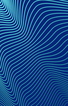 Abstract vertical striped background. Ultra thin abstract wavy lines