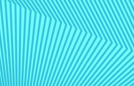 Abstract horizontal striped background. Ultra thin abstract lines on blue Vettoriali