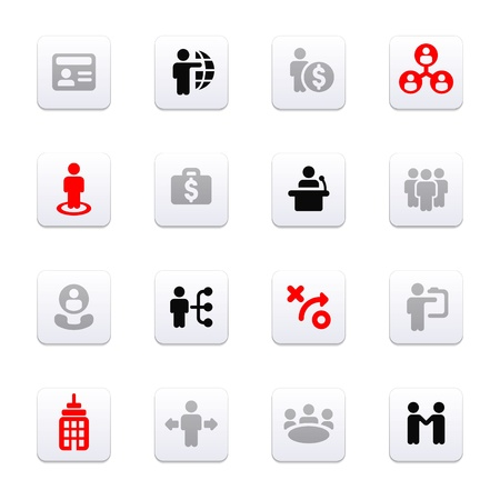 Business   Finance Web Icons