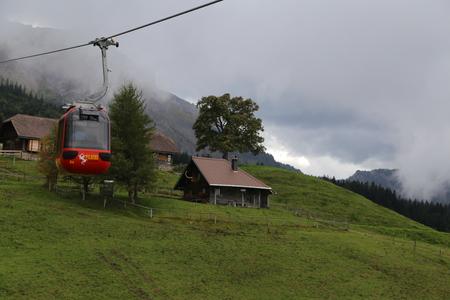 cable car: Pilatus  Lucerne Cable Car
