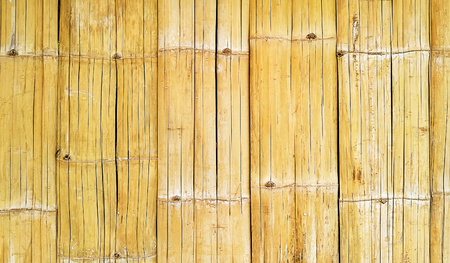 Background and texture with Bamboo weave Stock Photo - 84608500