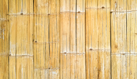 Background and texture with Bamboo weave
