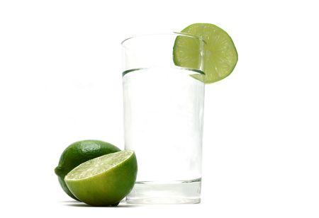 L'eau et de la chaux  Banque d'images - 420413