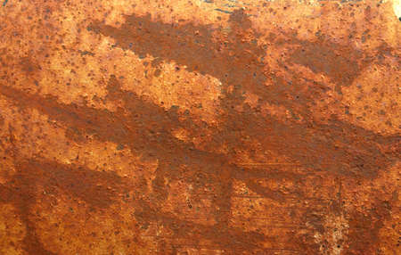 rusty background: rusty metal background