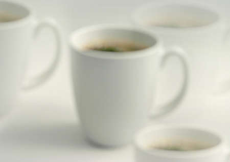 blurred cup of hot coffee background Stock Photo - 1195094