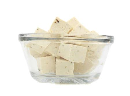 cube of tofu