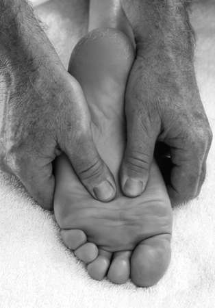 foot massage Stock Photo - 8900080