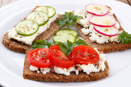 second breakfast: Healthy snack for second breakfast