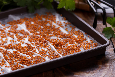 Cress salad seeds