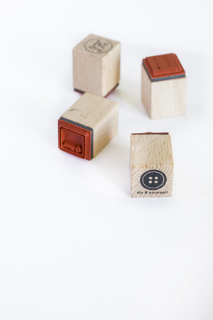 do it yourself: Do it yourself motivating stamps