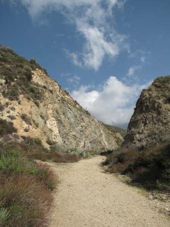 Shoemaker Canyon Road, Angeles National Forest, CA