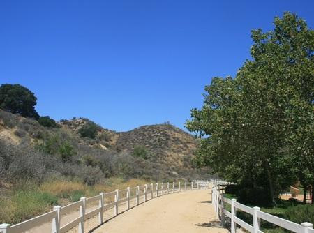 bridle: Bridle path, Thousand Oaks, CA