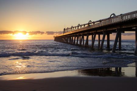 Sunrise at Spit Beach Gold Coast