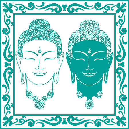 Buddha Stock Vector - 23104021