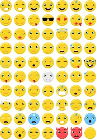 Emoji смайликов