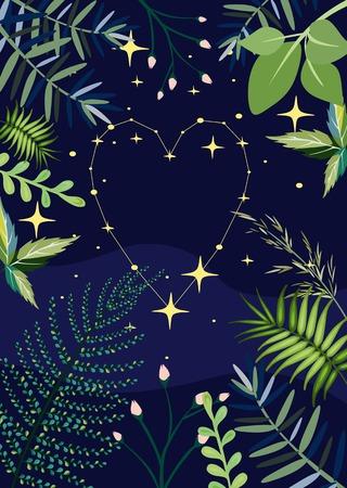 Romantic Night Poster