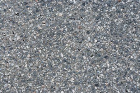 Grey Washed gravel Texture  photo