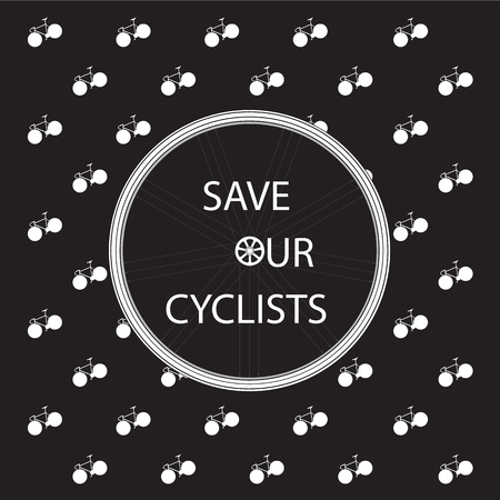 Save Our Cyclists Black Edition