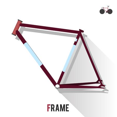 fixed: Fixed Gear Bike Frame