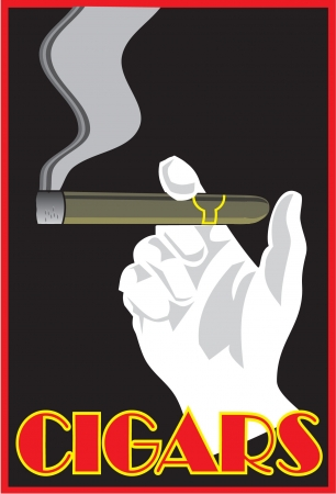 Cigarros Foto de archivo - 20408628