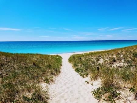 Hidden Beach Path