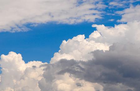 bluesky: cloud and bluesky background