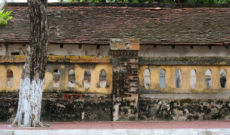 hoi an: An old house in Hoi An Ancient Town, Quang Nam, Vietnam.