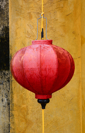 1st century: Red lantern in the ancient town of Hoi An, Vietnam. Hoi An possessed the largest harbour in Southeast Asia in the 1st century.