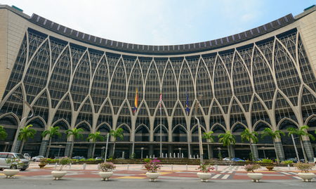 almost all: Putrajaya, Malaysia - Jul 7, 2015. Ministry of Finance located in Putrajaya, Malaysia. As of 2012 almost all of Malaysia governmental ministries had relocated to Putrajaya.