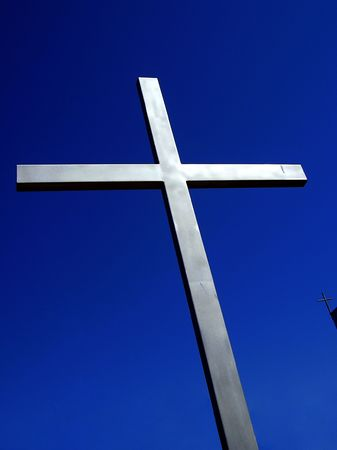 double cross: Sulla Croce blu