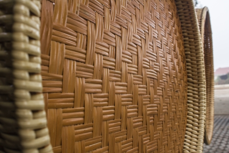 basketry: basketry off thailand