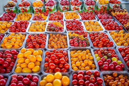 Tomato Vibrant Produce photo