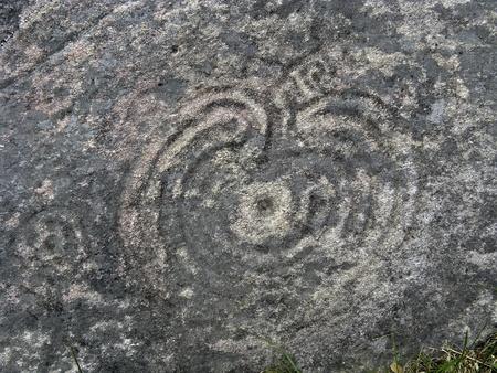 galicia: labyrinth of Mogor, Galicia, Spain