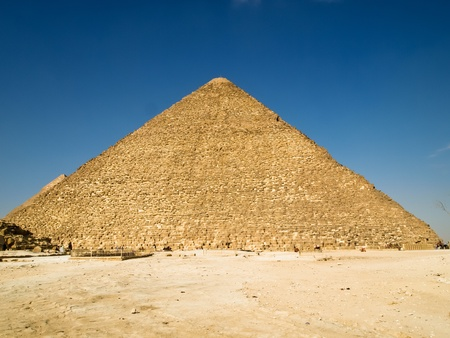 biggest: Great Pyramid of Khufu