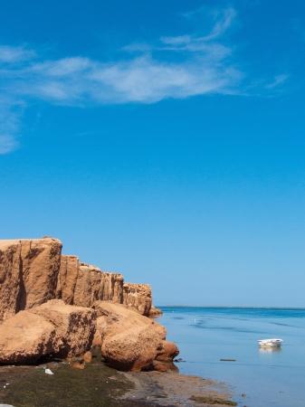 Tunisia coast